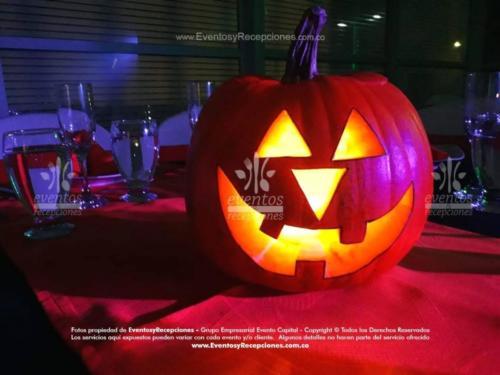 centro de mesasdecoracion calabazas halloween (3)