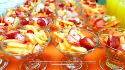 desayuno jugo natural Fruta Cereal (7)