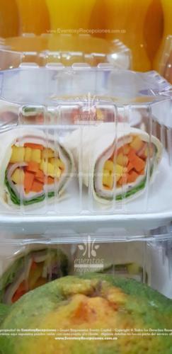 Desayuno Empacado Jugo Wrap Torta Fruta Golosina (2)