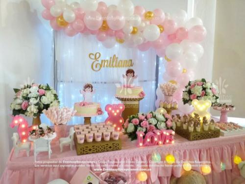 mesa de postres peluches rosada (2)
