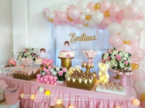 mesa de postres peluches rosada (9)