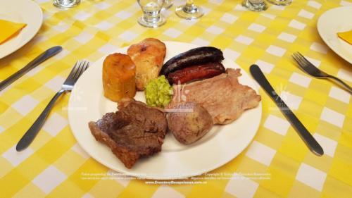 parrillada plato redondo buffet (4)