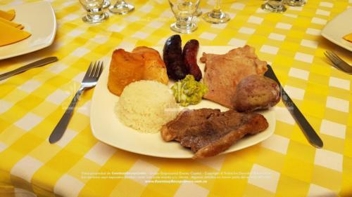 parrillada plato redondo buffet arroz adicional (10)