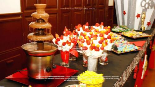 mesa pasabocas postres fuente chocolate ADICIONAL (2)